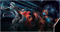 Max Steel Reboot Fight the Dredd
