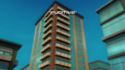 Fugitive title card