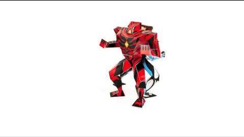 Max Steel How To Build a Max vs. Dredd Paper Constructable