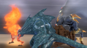 The Elementors vs Team Turbo