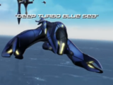 Deep Turbo Blue Sea