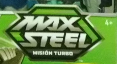 Max Steel Misión Turbo