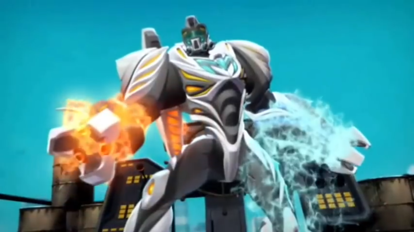 Turbo Hydro Heat Mode | Max Steel Reboot Wiki | FANDOM ...