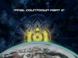 The Final Countdown Part Two
