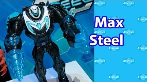 Max Steel Toys Toy Fair Preview