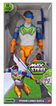Double Spear Max Steel box