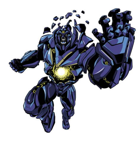 Image - Makino By Soup Group Illustrations.png | Max Steel ...