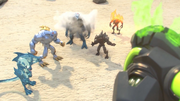 The Elementors and Toxzon