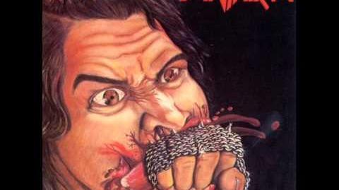 Anthrax - fistful of metal 1984 Full Album)