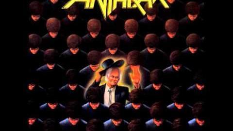 Among The Living Full Album-Anthrax