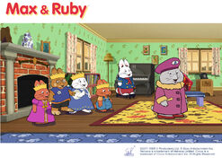Max&Ruby BunnyMakeBelieve 1