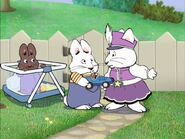 Max, Ruby, and Baby Huffington
