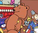Walkie-Talkie Bear
