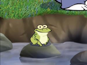 Max's Froggy Friend