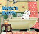 Max's Bath
