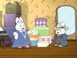 Max and Ruby attic