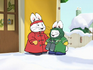Max and Ruby winter clothing