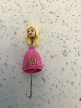 The Briar Rose stick toy
