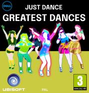 Just Dance Greatest Dances PAL
