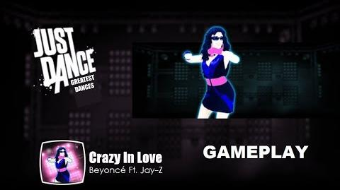 Crazy In Love - Beyoncé ft. Jay-Z - Just Dance Greatest Dances