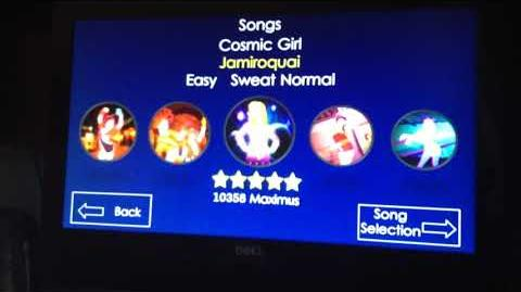 Just Dance Greatest Dances - The Song list