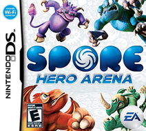 Spore Hero Arena Coverart