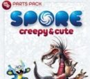 Spore Creepy and Cute parts pack