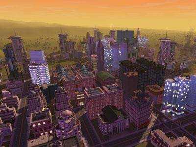 SimCity Societies screenshot 1-1-