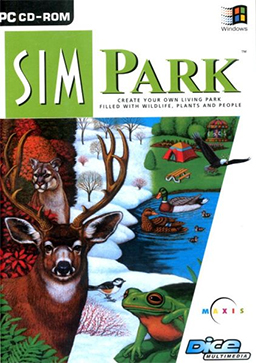 SimPark Coverart