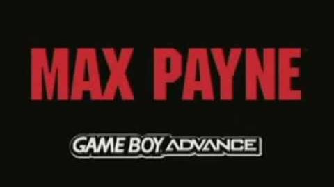 Max Payne - Game Boy Advance trailer