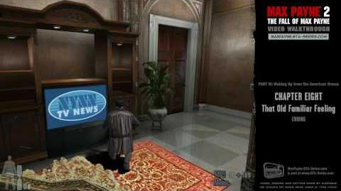 Max Payne 2 - Waking Up from the American Dream - That Old Familiar Feeling (HD)