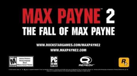Max Payne 2 The Fall of Max Payne - Second trailer
