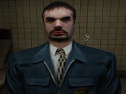 Представитель транзитной полиции