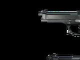9mm Pistole