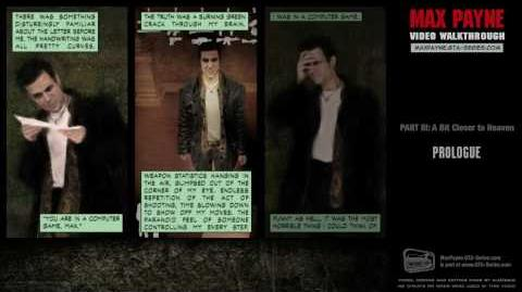Max Payne - A Bit Closer to Heaven - Prologue (HD)