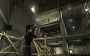 Снайперская стрельба Моны