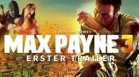 Max Payne 3 - Offizieller Trailer