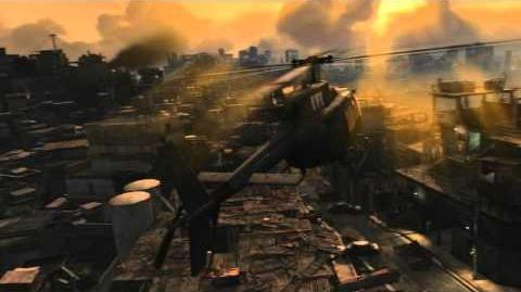 Max Payne 3 - Behind the Scenes - Design and Technology Visual Effects and Cinematics