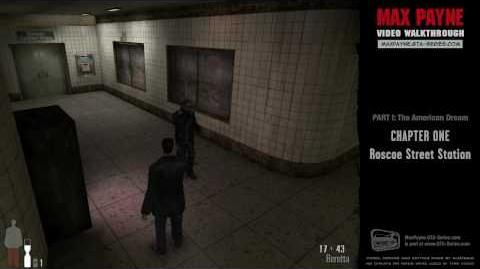 Max Payne - The American Dream - Roscoe Street Station (HD)