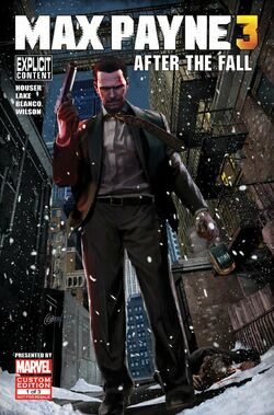 Max Payne 3 After the Fall