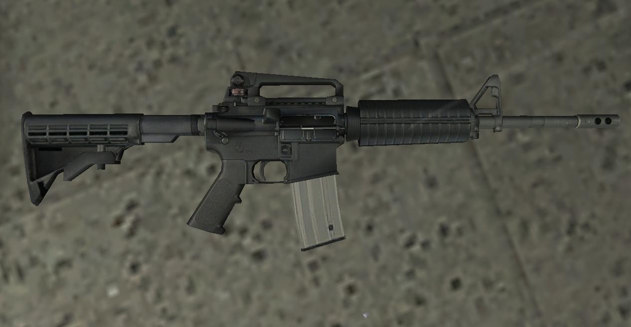 M4 Assault Rifle | Max Payne Wiki | FANDOM powered by Wikia