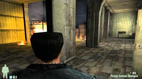 "Max Payne Walkthrough ""Part 1 - Chapter 8"" HD"