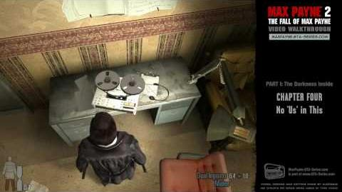 Max Payne 2 - The Darkness Inside - No 'Us' in This (HD)