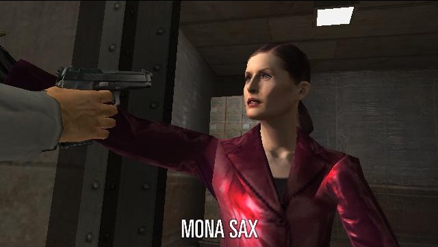 Mona Sax Is Back At Large In 2003