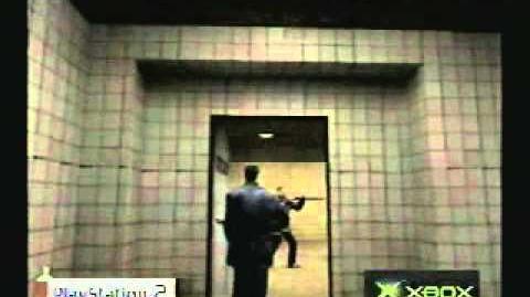 Max Payne - Console trailer