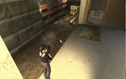 Снайперская стрельба Моны с MP5