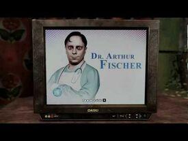 Arthur Fischer's Advert