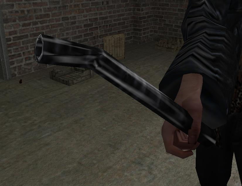 Lead Pipe & Lead Pipe | Max Payne Wiki | FANDOM powered by Wikia