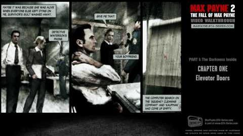Max Payne 2 - The Darkness Inside - Elevator Doors (HD)