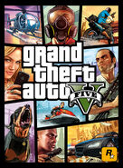 GTA V Game Cover